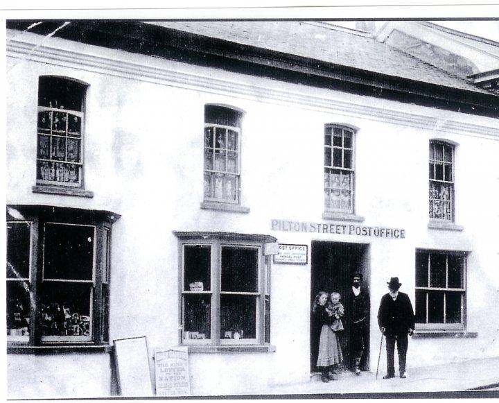 The Post Office, 27 Pilton Street