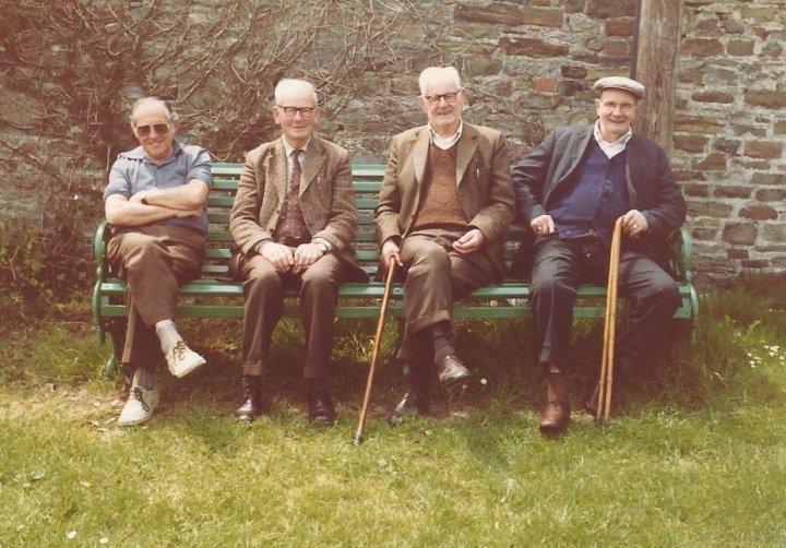 Pilton Personalities of the 1970s and 1980s