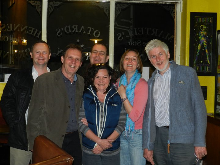 After the Pilton Story Launch Party