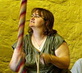 Half-muffled Peal of Pilton Church Bells for Yvonne Gray in February 2009