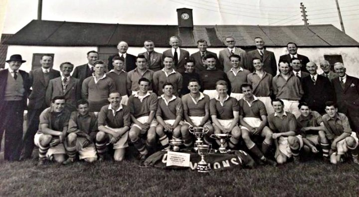 Barnstaple Town Football Club in 1958/59