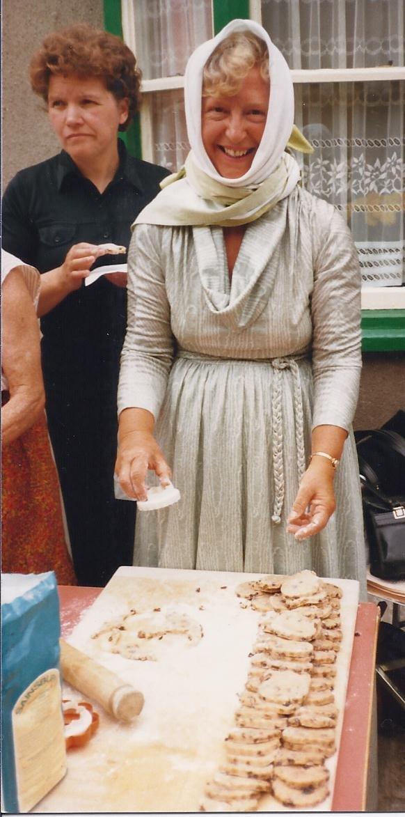 The Athelstan Cakes of Pilton Green Man Festival