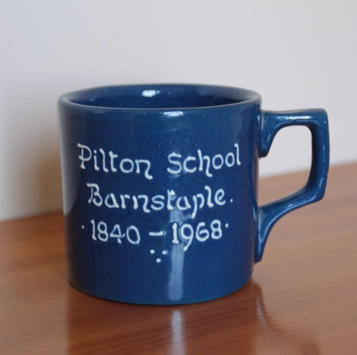 Pilton School Mug Celebrating 1840 – 1968